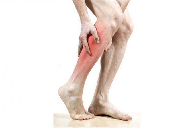 Опухоль на голени.Симптомы