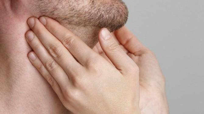 Рак щитовидной железы.Симптомы