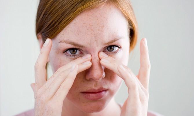 Опухоль глаз