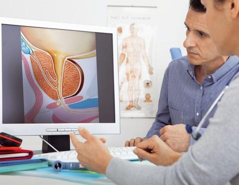 Диагностика рака простаты с помощью