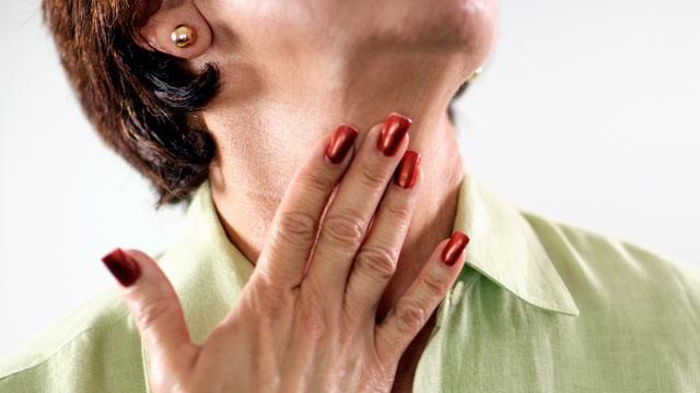 Фиброма голосовой связки