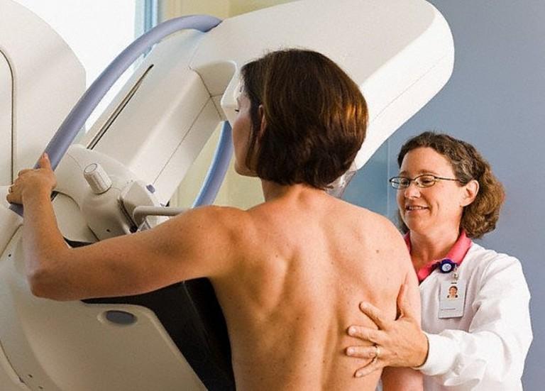 Когда делается маммография сроки