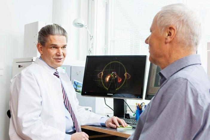 Диагностика рака простаты в москве
