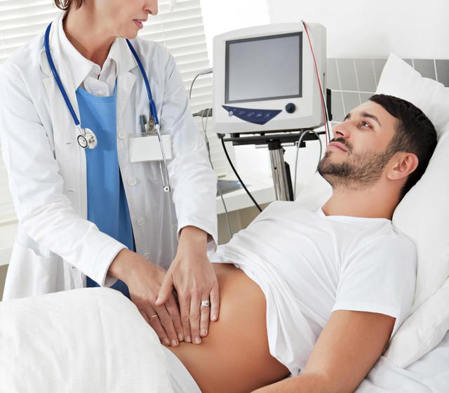 Лечение злокачественного образования в брюшной полости