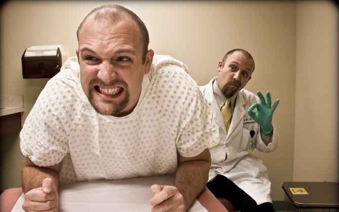 Массаж простаты при аденоме простаты