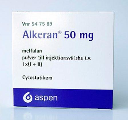 Алкеран - инструкция по использованию
