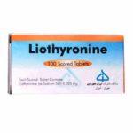 Лиотиронин - инструкция по применению препарата