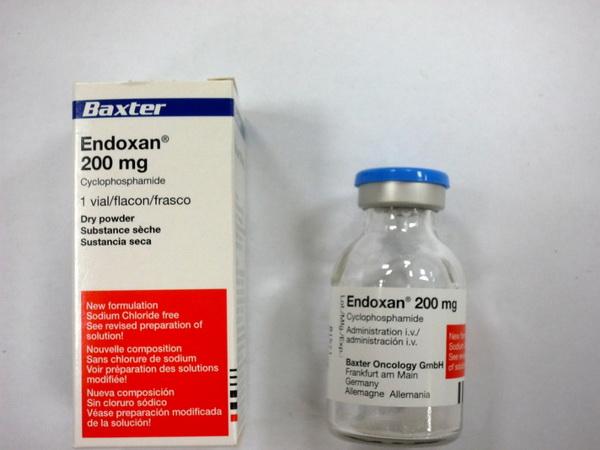 Эндоксан - инструкция по использованию