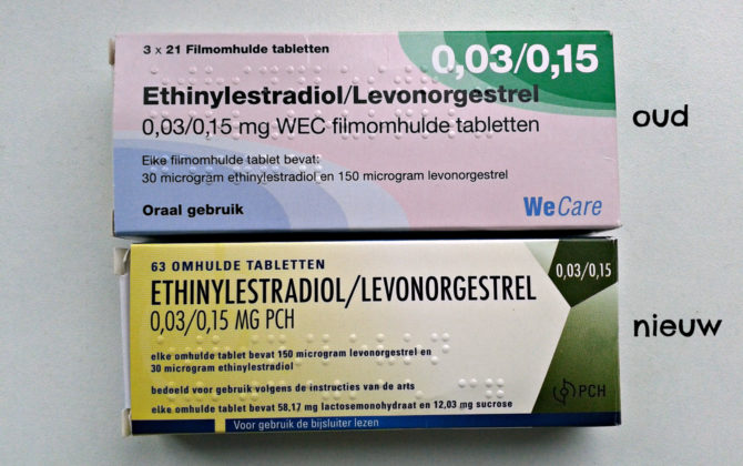 Этинилэстрадиол - инструкция по использованию