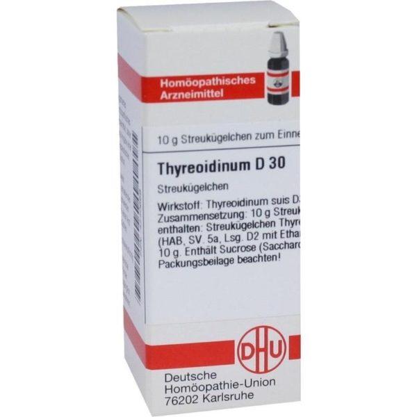 Тиреоидин - инструкция по использованию