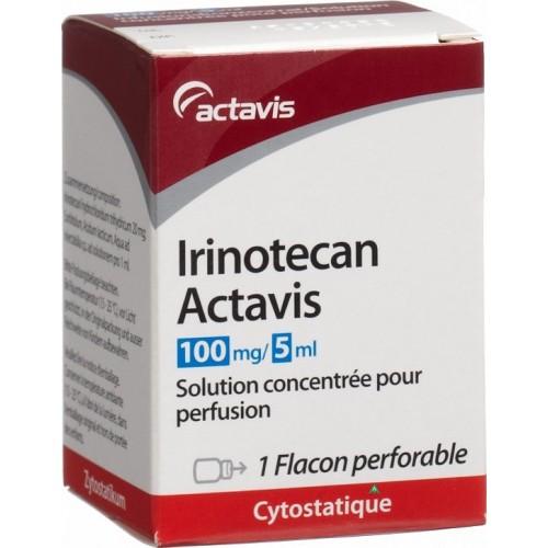 Иринотекан - инструкция по использованию