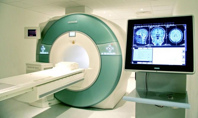 Медико-диагностической процедура-МРТ