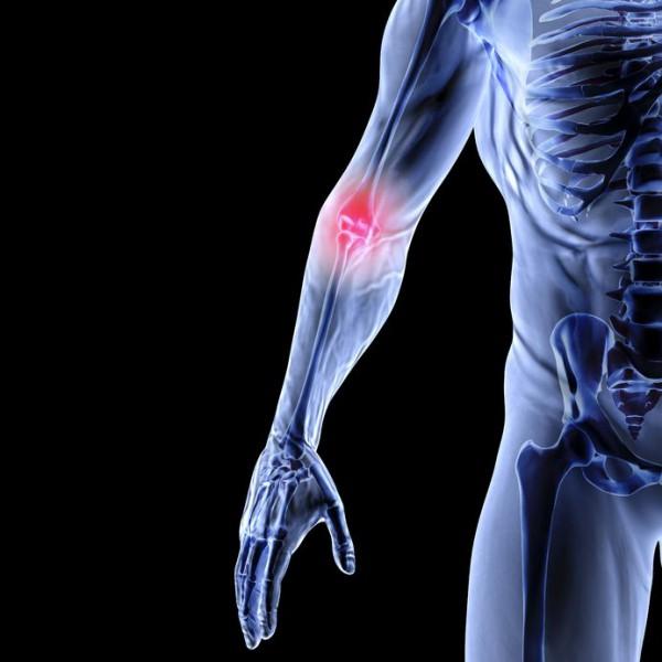 Опухоль локтя: причины боли в суставе